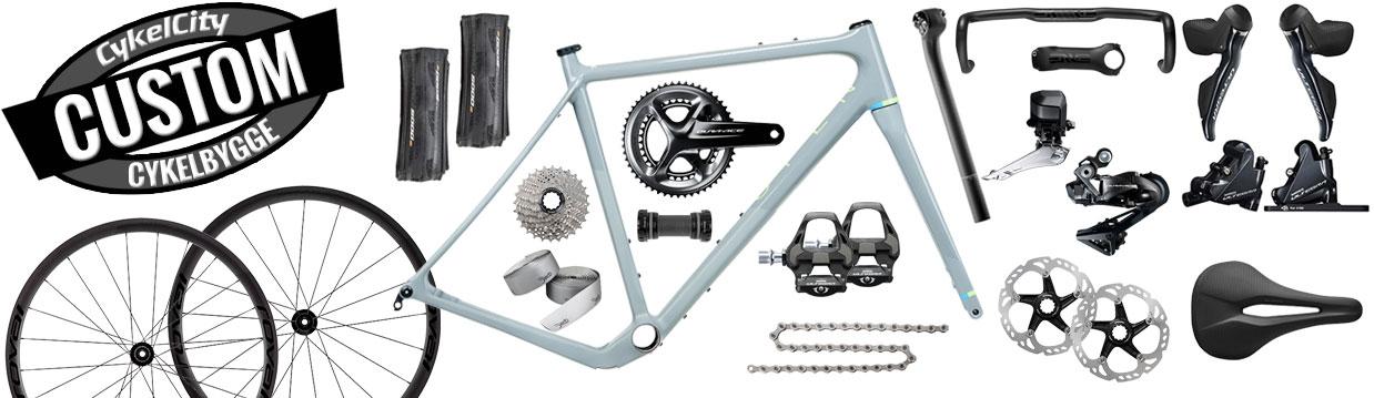 Custombyggd Cykel