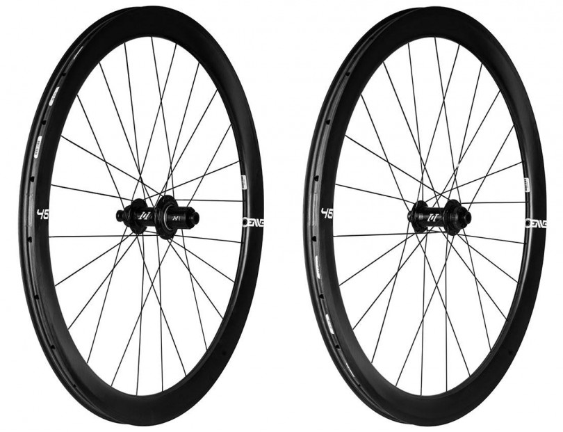ENVE 45 Foundation Disc Carbon Hjul