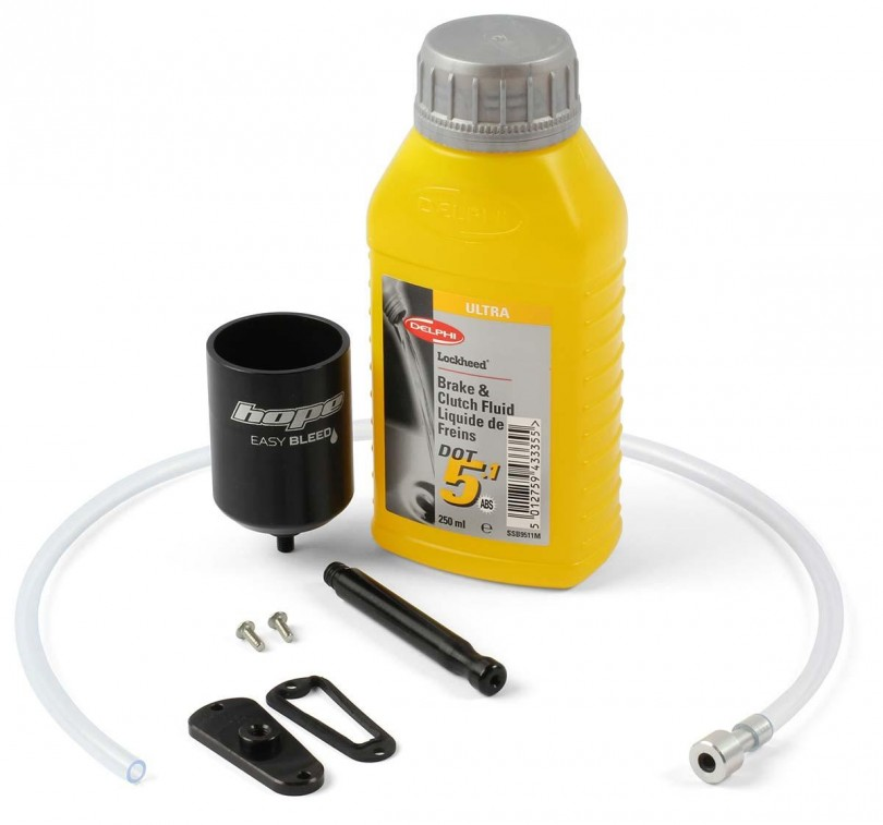 Hope Easy Brake Bleed Kit Tech 3