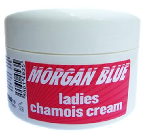 Morgan Blue Lady Chamois Cream Soft Byxfett