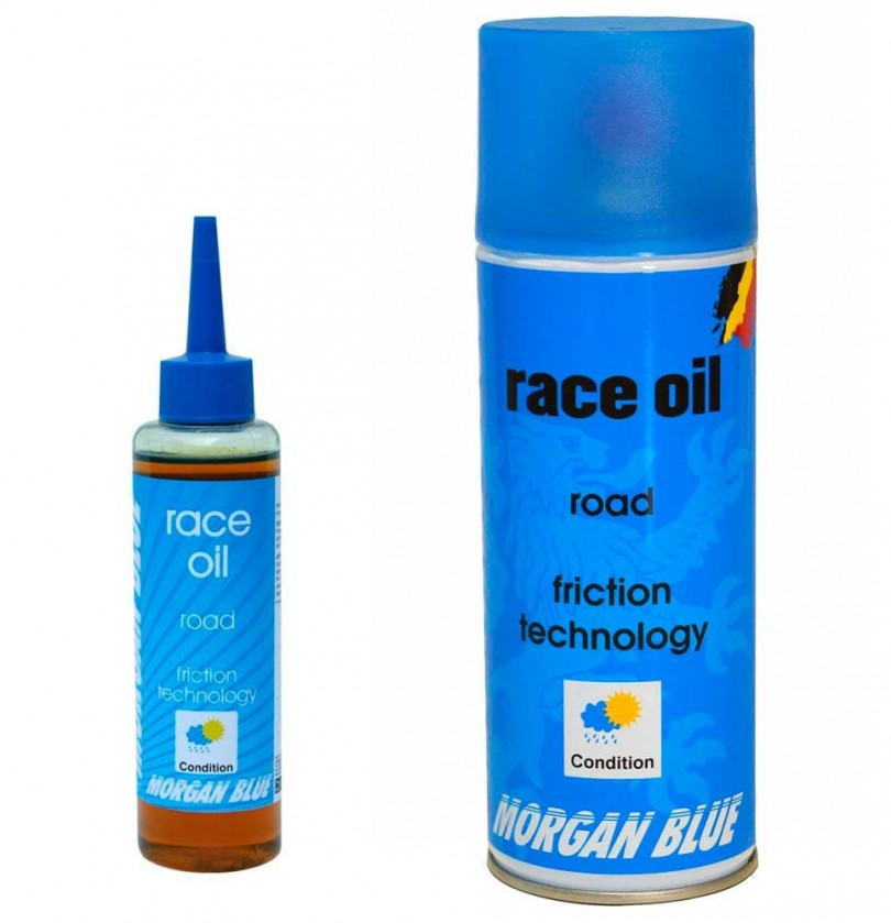 Morgan Blue Race Oil Kedjeolja
