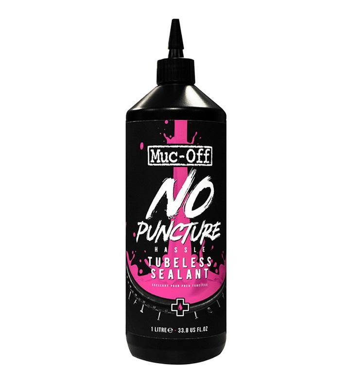 Muc Off No Puncture Hassle Tubeless Sealant 1l