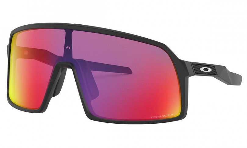 Oakley Sutro S Matt Black/Prizm Road Glasögon
