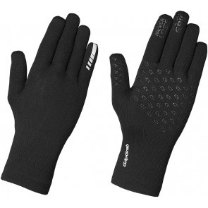 GripGrab Waterproof Knitted Thermal Handskar Svart