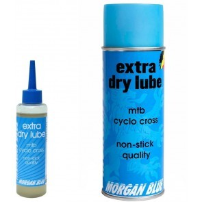 Morgan Blue Extra Dry Oil Kedjeolja