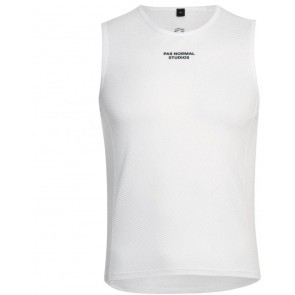 Pas Normal Studios Baselayer Sleeveless Underställ Vit