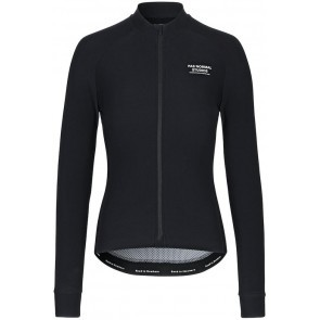 Pas Normal Studios Women Long Sleeve Jersey Cykeltröja Black