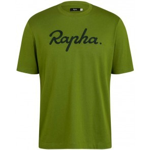 Rapha Logo T-Shirt Green