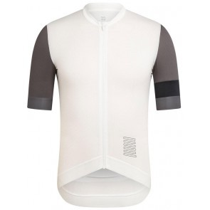 Rapha Pro Team Training Jersey Cykeltröja Dark White/grey