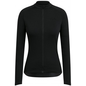 Rapha Women Core Long Sleeve Cykeltröja Dam Svart