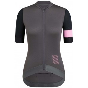 Rapha Women Pro Team Training Jersey Cykeltröja Dam Grey