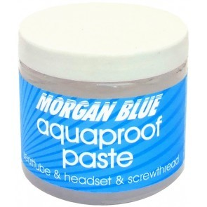 MORGAN BLUE AQUAPROOF PASTE FETT