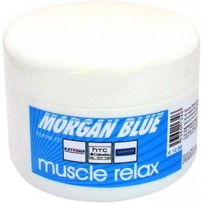 MORGAN BLUE MUSCLE RELAX MASSAGEFETT