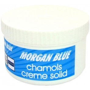 Morgan Blue Chamois Cream Solid Byxfett
