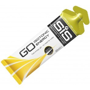 SiS Go Isotonic Gel Citron/lime