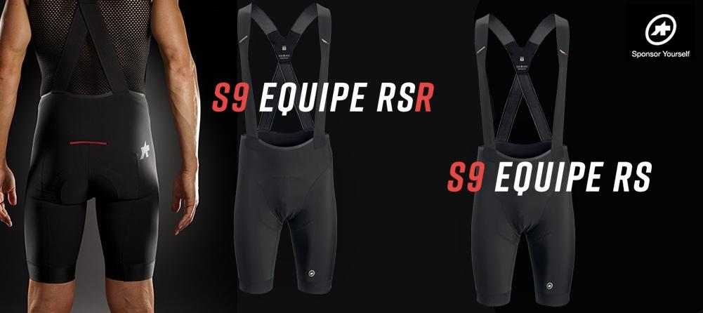 Nya Assos Equipe RS och RSR