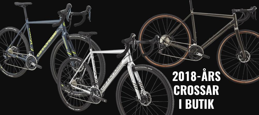 Länk till Cannondale CAADX Cyclocross 2018