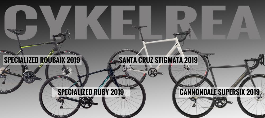 Cykelrea Roubaix Ruby SuperSix Stigmata Caad12