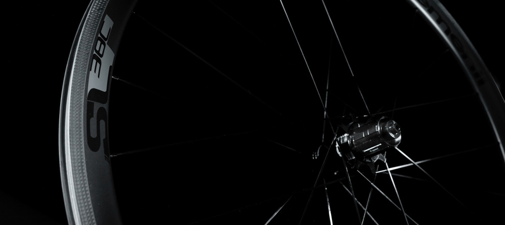 Deda SL38 Carbonhjul