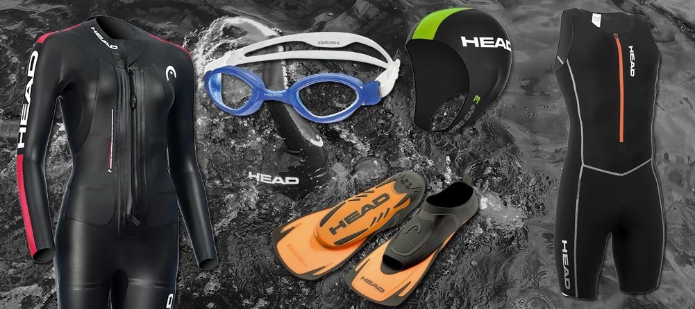 Utförsäljning vårdräkter simtillbehör och kläder för triathlon