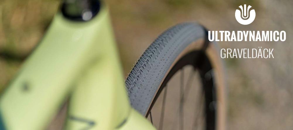 Ultradynamico Graveldäck på CykelCity