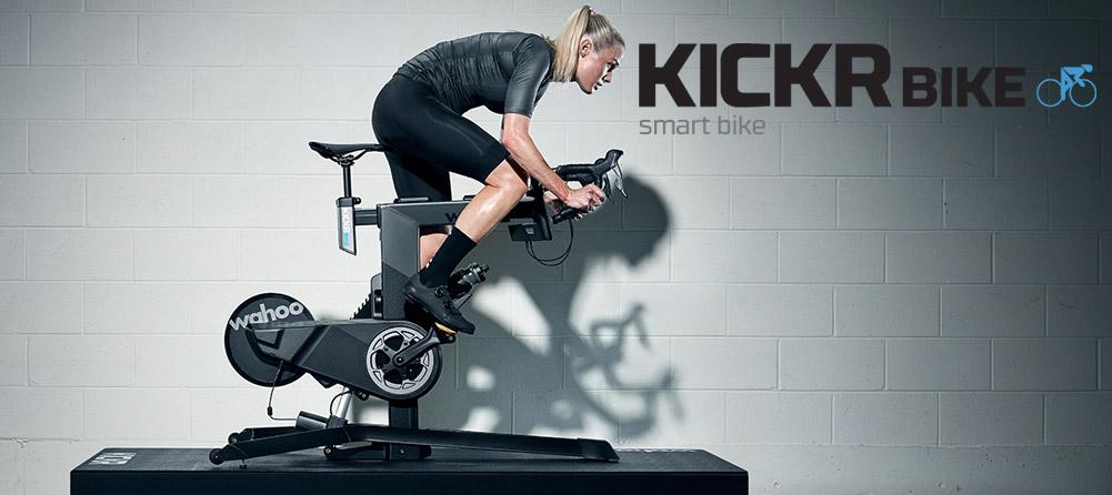 Wahoo KICKR Bike på CykelCity