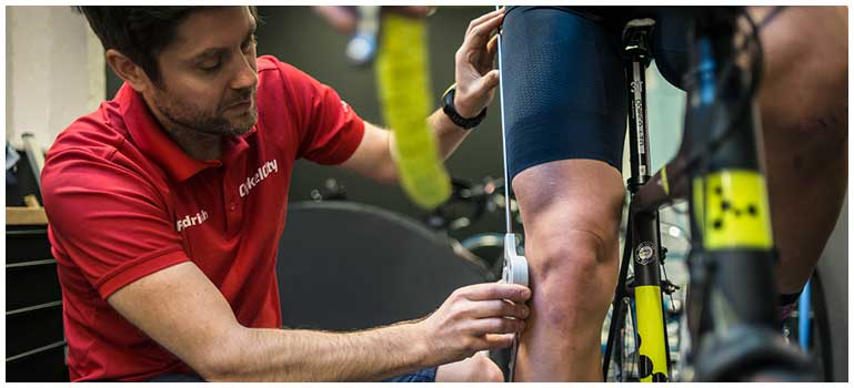Retül BodyGeometry Bikefit