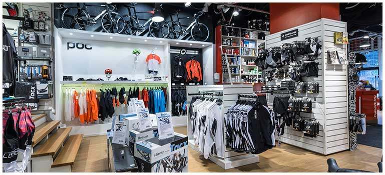 Om Sveriges fräschaste cykelaffär vår butik CykelCity Stockholm