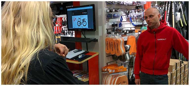 Läs mer om att Köpa cykel från CykelCity Stockholm