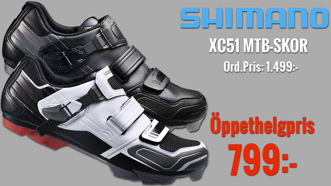 Shimano CX51-skor
