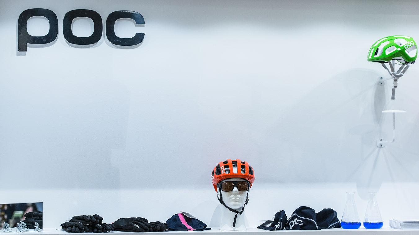 POC hela sortimentet hos CykelCity Stockholm
