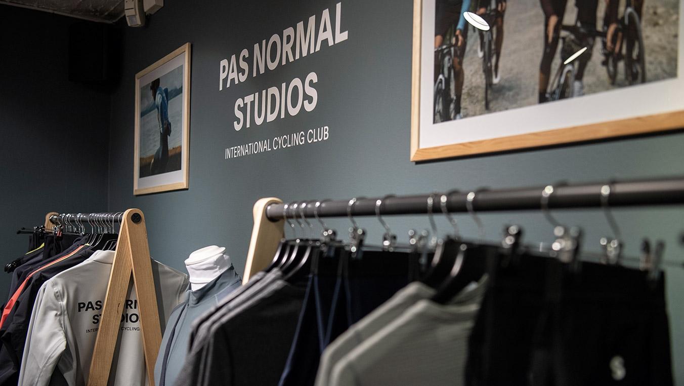 Pas Normal Studios hos CykelCity