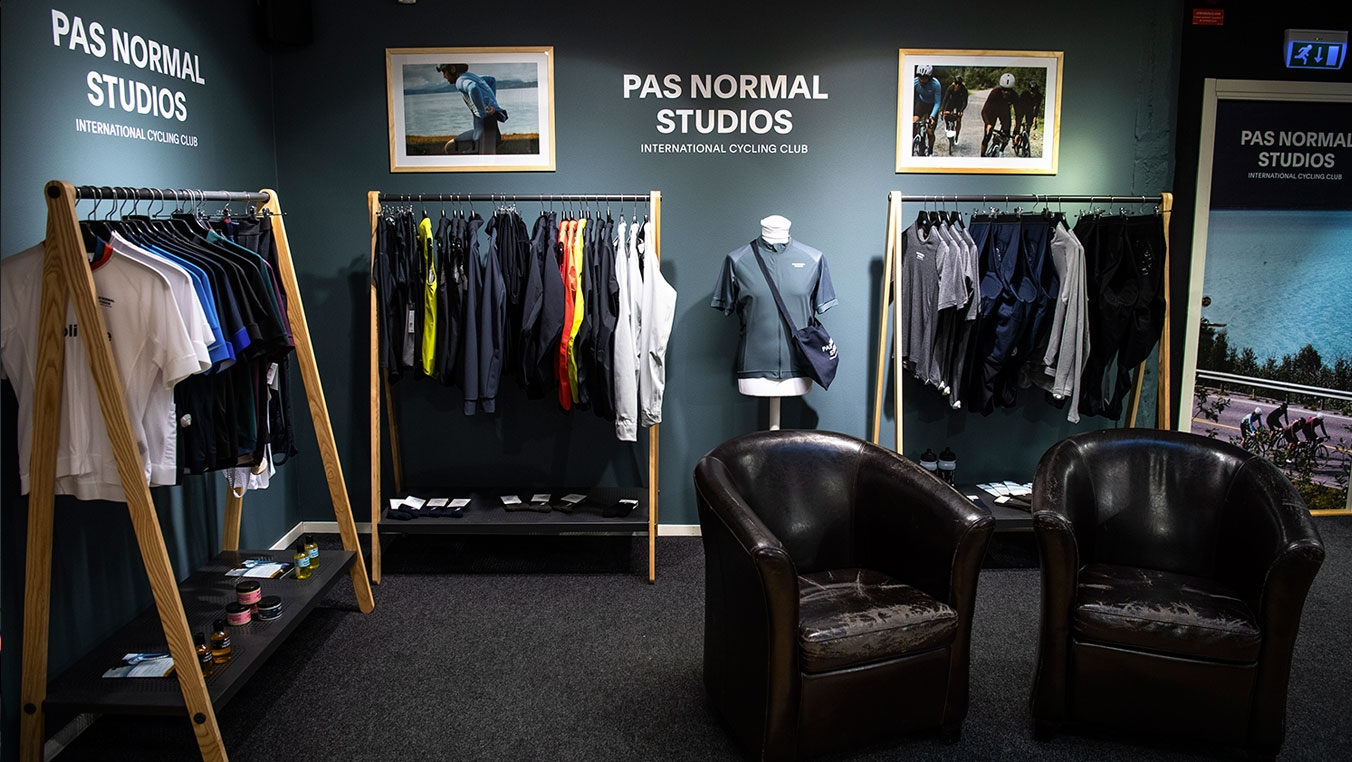 Pas Normal Studios hos oss på CykelCity Stockholm
