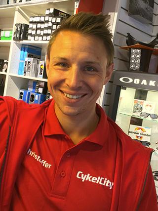 CykelCity Stockholm Christoffer Ingman
