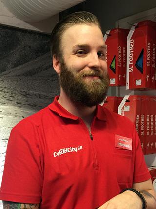 CykelCity Stockholm Jonny Mr Race