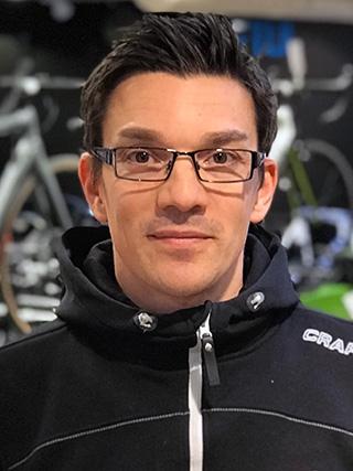 CykelCity Stockholm Mario Toledo