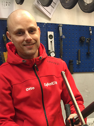 CykelCity Stockholm Johan Otto Ottosson
