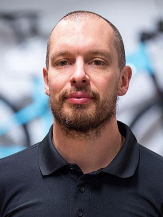 CykelCity Stockholm Ragnar Ragge Sylwan