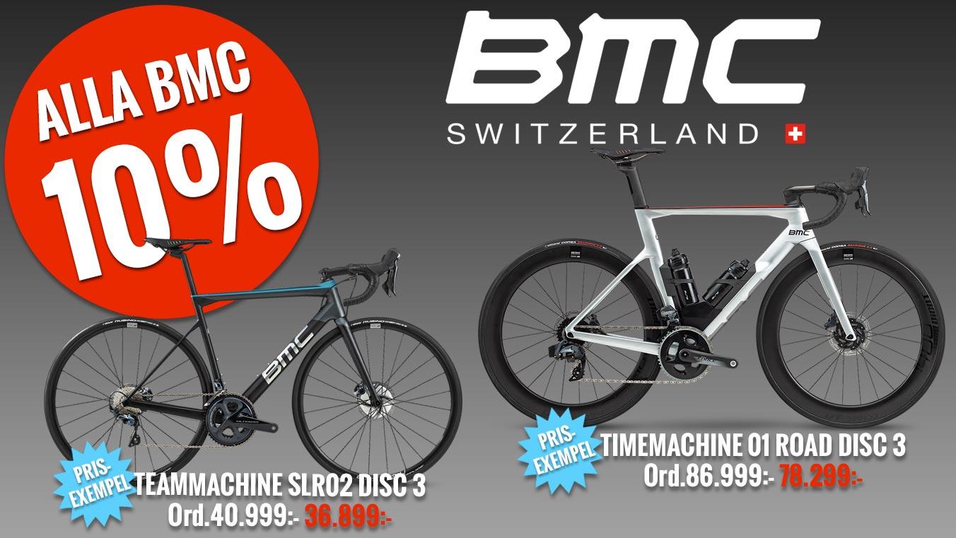 BMC-cyklar