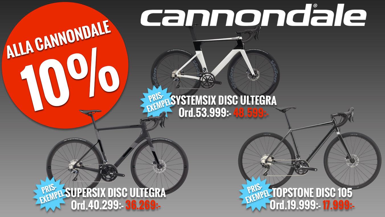 Cannondale-cyklar