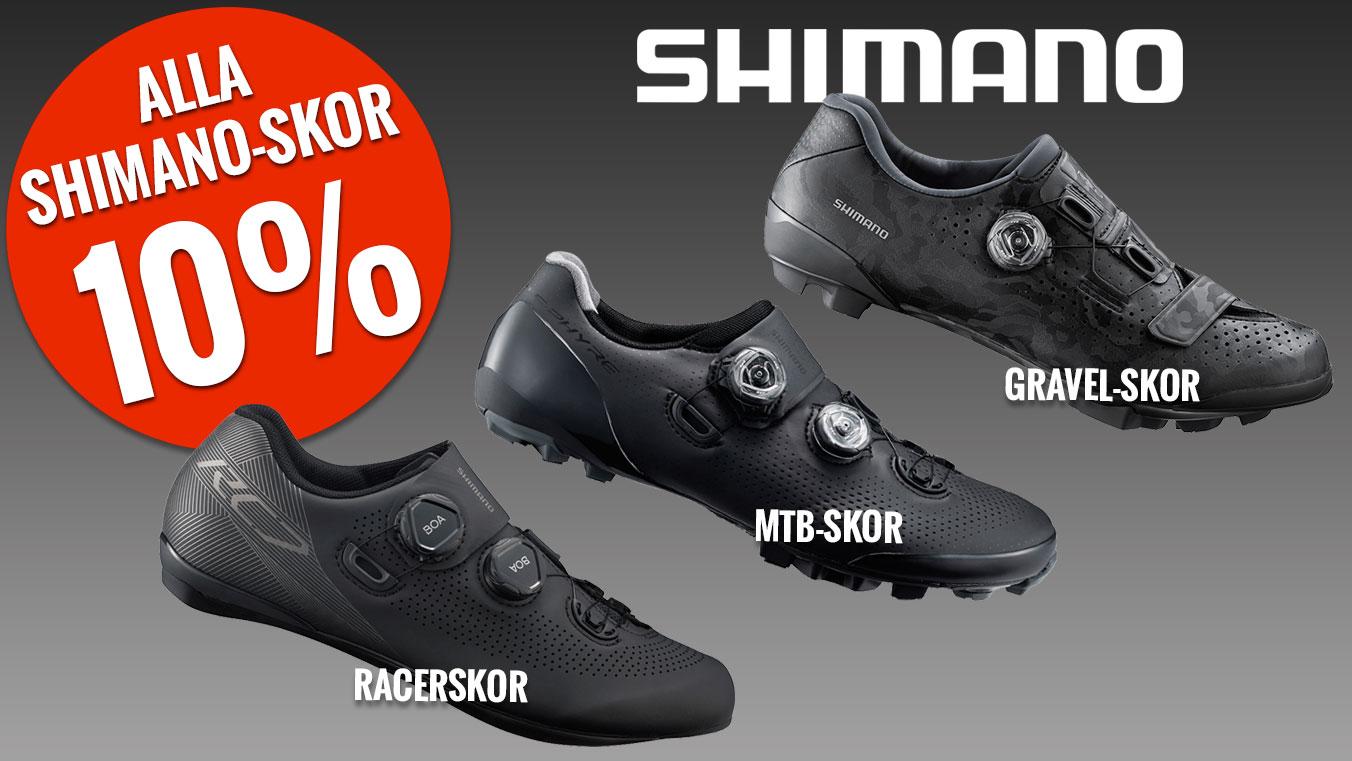 Shimano-skor