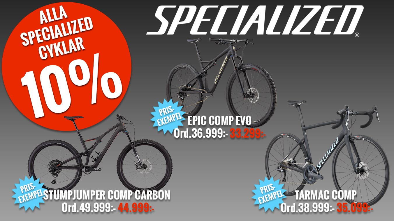 Specialized-cyklar